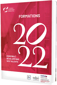 Catalogue des formations 2020 - 2021